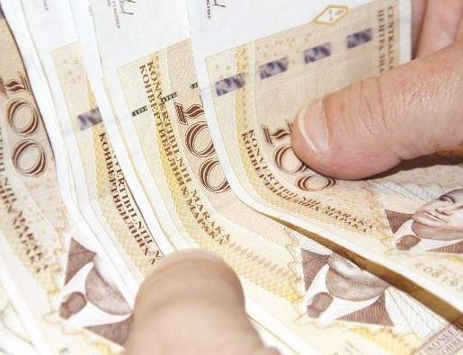 Proračunski korisnici u ŽZH dobili 470 KM regresa