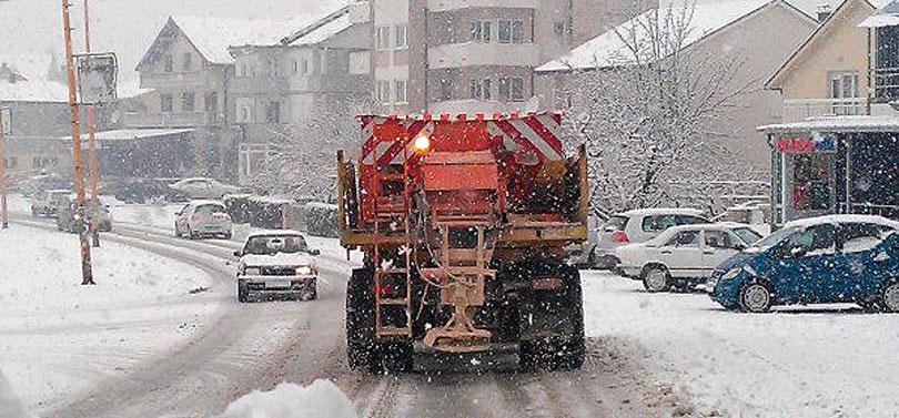 POSUŠJE: Donosimo tko je zadužen za zimsko održavanje puteva