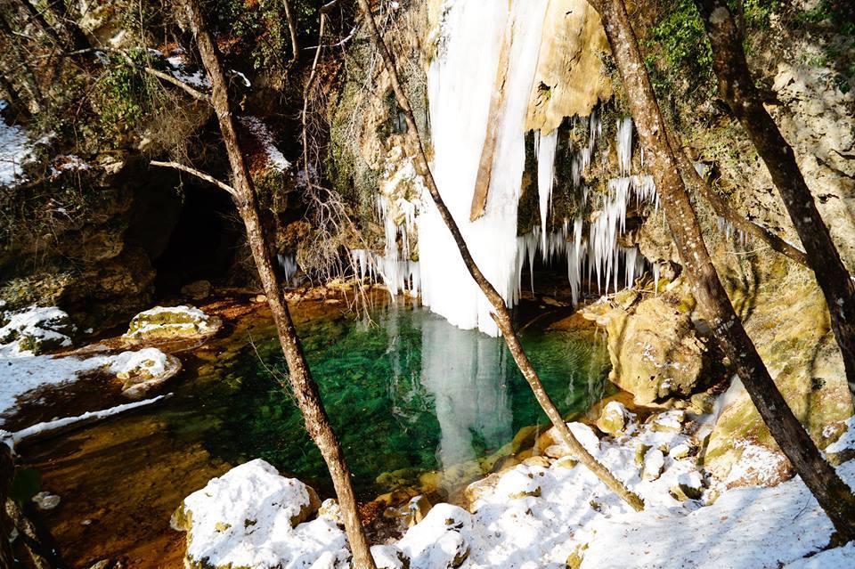 FOTO: Idilična, rajska ljepota Žukovice ispod Zavelima!