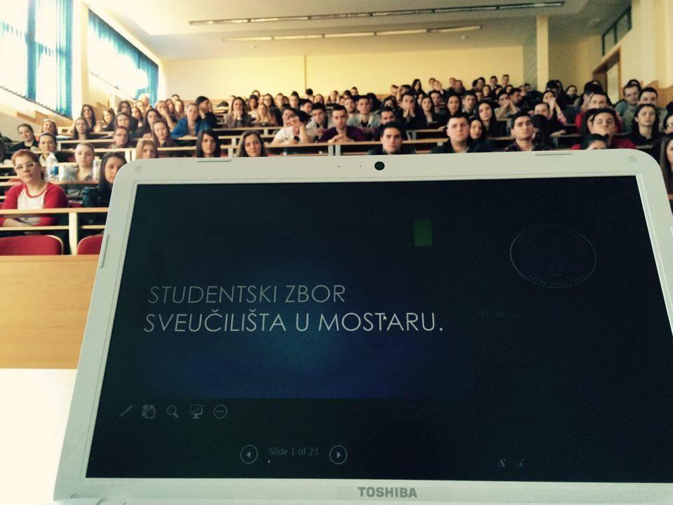 Natječaj za projekte studentima Sveučilišta u Mostaru