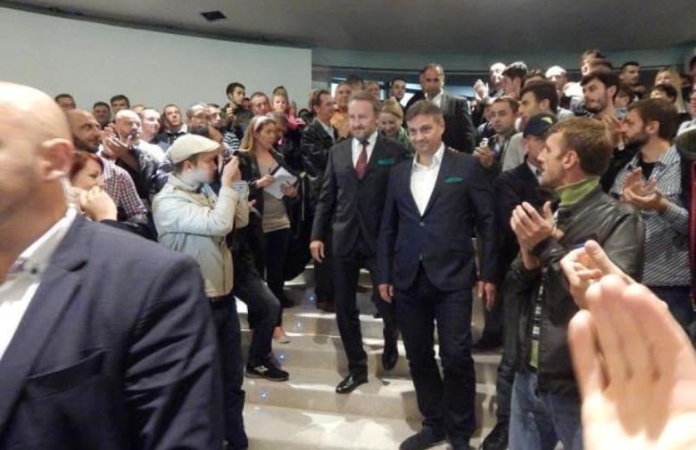 Kriza bh. institucija – Srbi nisu došli na sjednicu, Dodik i Ivanić danas u Beogradu