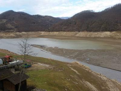 Isušivanje Jablaničkog jezera ne može se nazvati ekološkom katastrofom