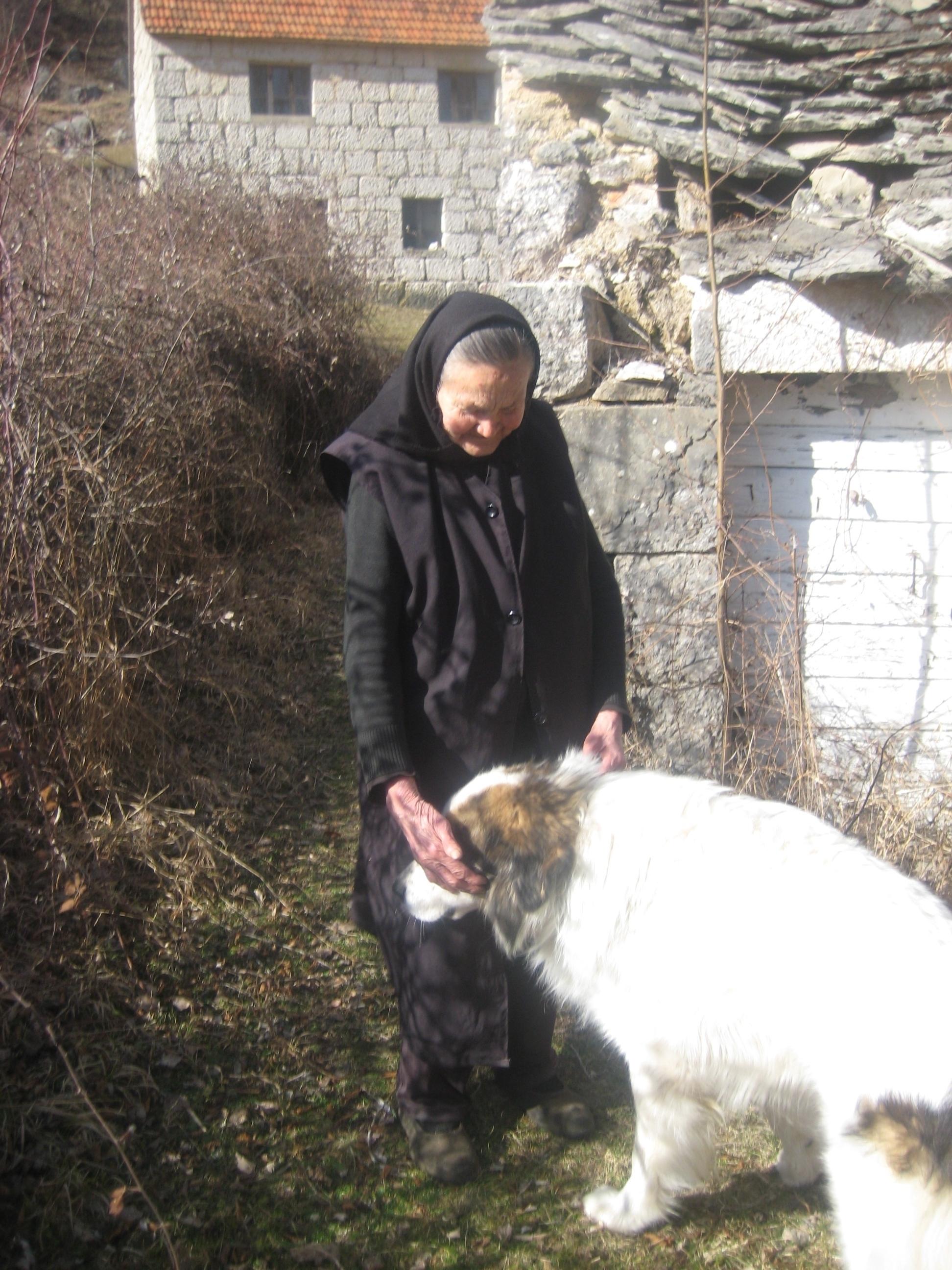 ZAGORJE: Mlinarica Vinka i u 82.godini održava mlinicu i svoj dom