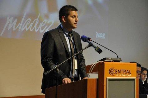 Vedran Kožul: Mladi su podignuli djelovanje HDZ-a BiH na veću razinu