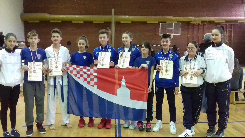 Poskoci nastupili na međunarodnim turnirima u Hrvatskoj
