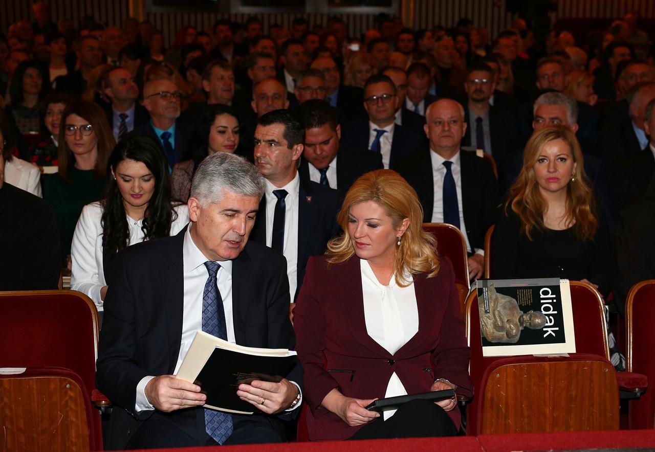 Svečanom akademijom obilježena 100. obljetnica fra Didaka Buntića u Zagrebu