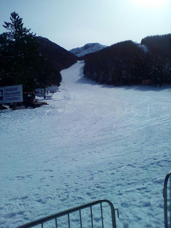 Zima se ne predaje, na Blidinju odlični uvjeti za skijanje