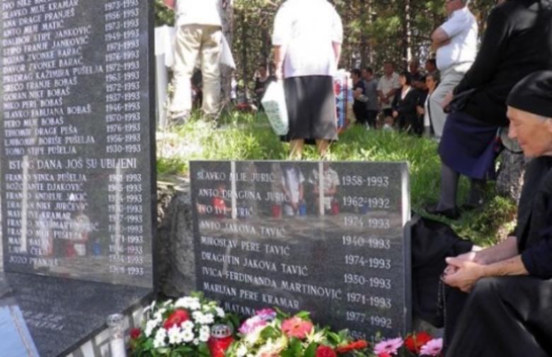 Ne znaju imena ubojica hrvatskih civila i pripadnika HVO-a, a istrage obustavljene
