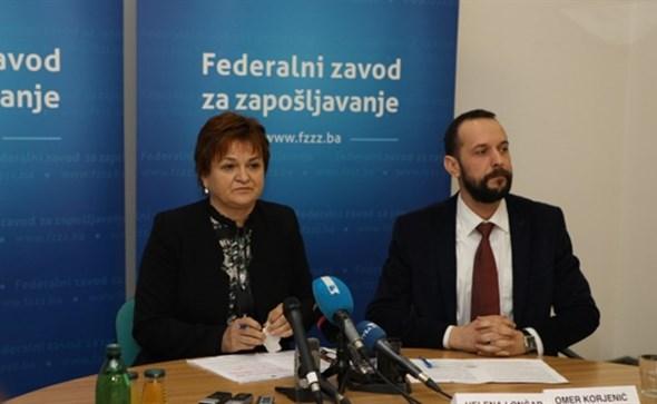 FZZ u idućoj godini planira izdvojiti 117 milijuna KM za poticanje zapošljavanja