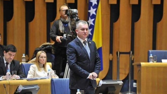 """Karamatić: Visoko sudsko tužiteljsko vijeće je """"udružena zločinačka organizacija"""""""