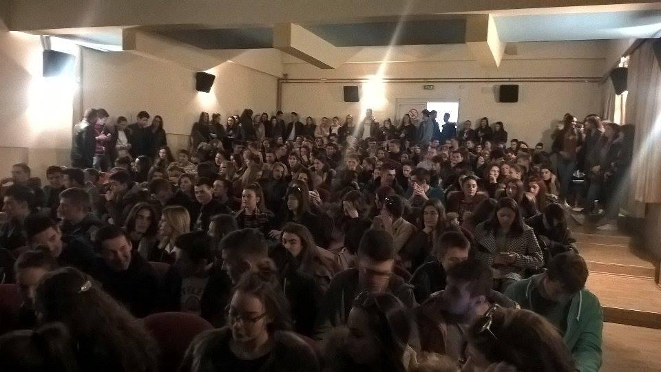 Posušje: Veliki odaziv maturanata ZHŽ na Sajam Sveučilišta u Zagrebu