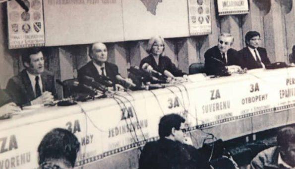 LISABONSKA KONFERENCIJA I LIVANJSKO PITANJE Kako je Alija Izetbegović prevario Hrvate?