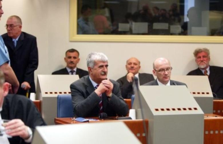 Saslušanje u žalbenom postupku Prliću i ostalima 20. ožujka