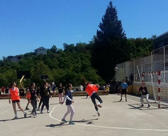 GIMNAZIJA: Rezultati međuškolskog sportskog natjecanja