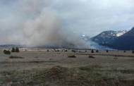 Veliki požar na području Blidinja