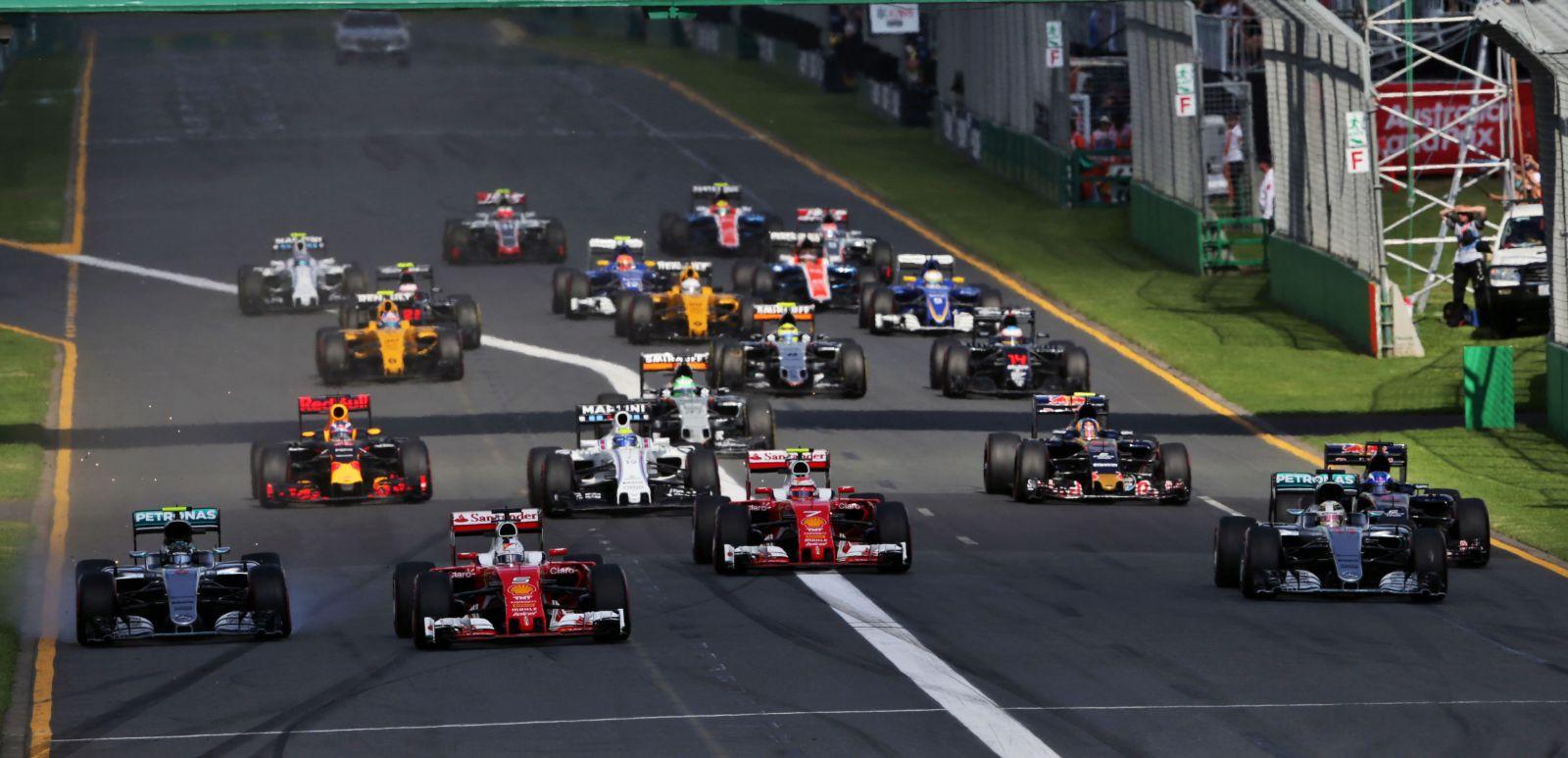 Specifičnosti prve utrke: Australija – posebna po mnogočemu