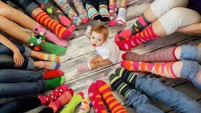 Dan šarenih čarapa