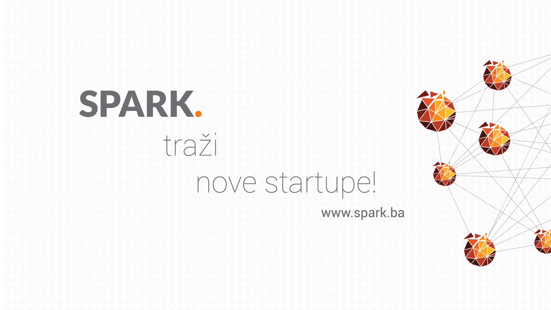 Još samo danas otvorene prijave za startup program u SPARKu