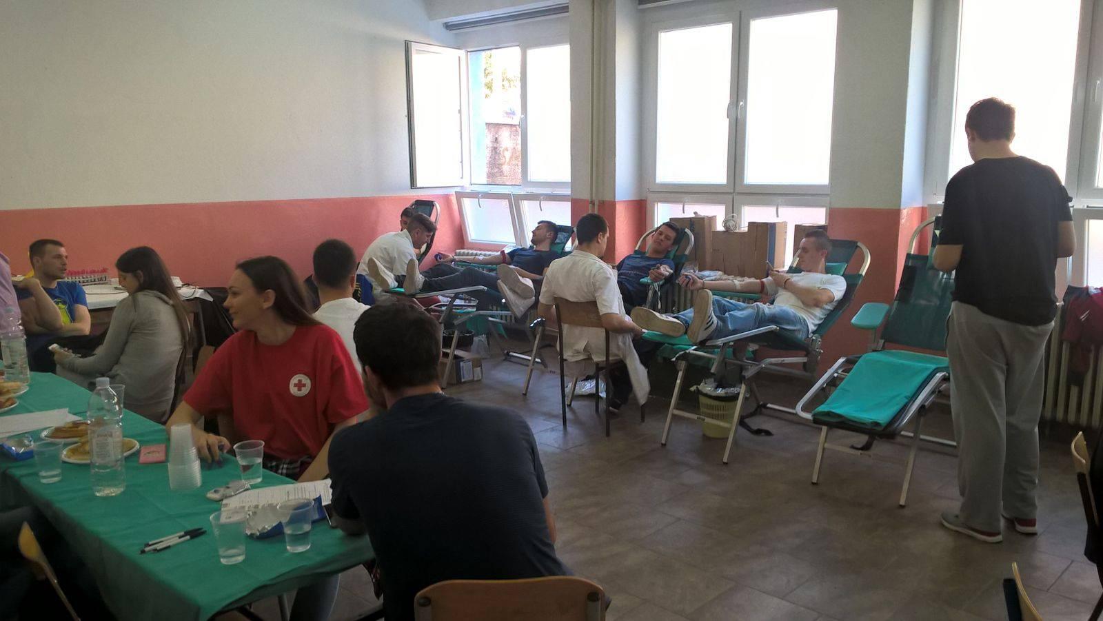 Posušje: Prikupljeno 39 doza krvi