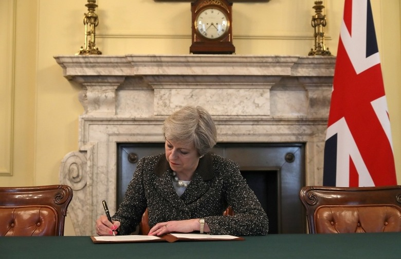 Ujedinjeno Kraljevstvo danas pokreće proceduru izlaska iz Europske unije