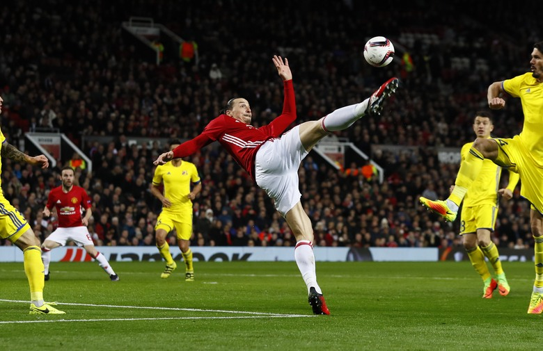 Lyon izbacio Romu, a Ibrahimovićeva majstorija odvela Manchester Utd. u četvrtfinale