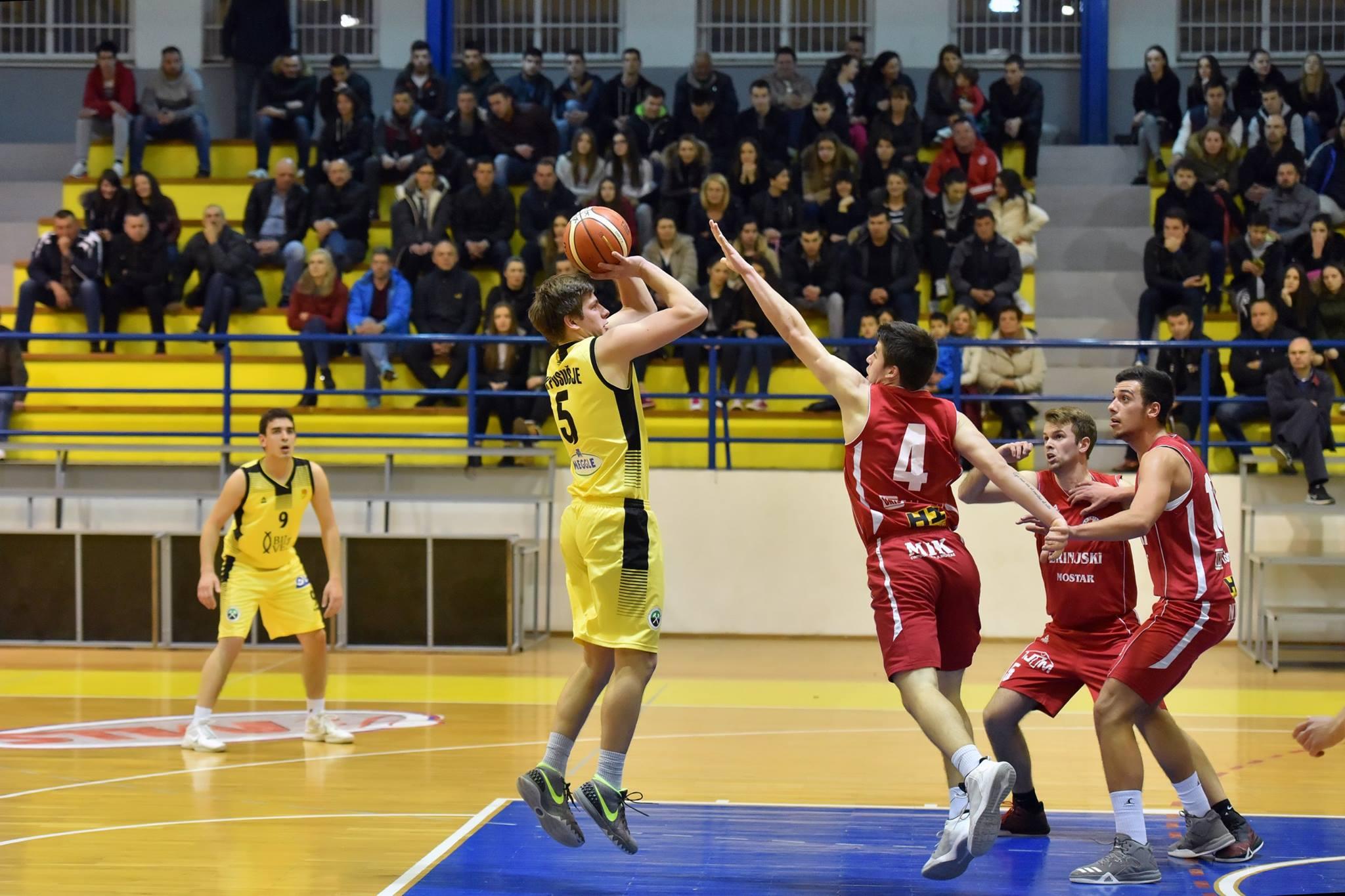Košarkaši Posušja slavili pred domaćom publikom