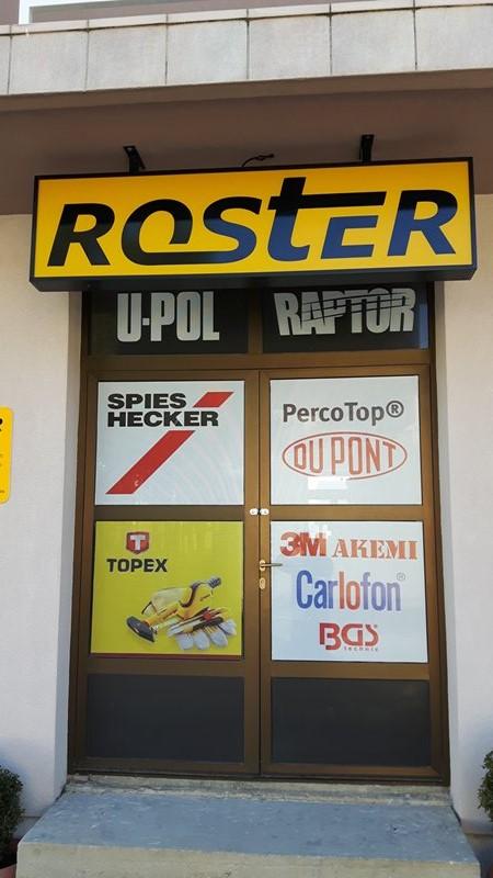 U ponedjeljak, 06.03.2017. trgovina ROSTER počinje sa radom.