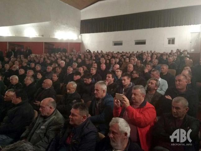 O optužnicama protiv hrvatskih generala u BiH na tribini u Imotskom govorio general Mijo Jelić