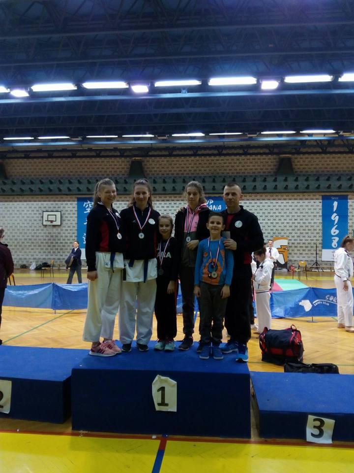 Odlični rezultati Karate kluba Posušje na Kupu Jadrana