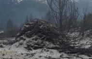 Ugašen požar na Blidinju