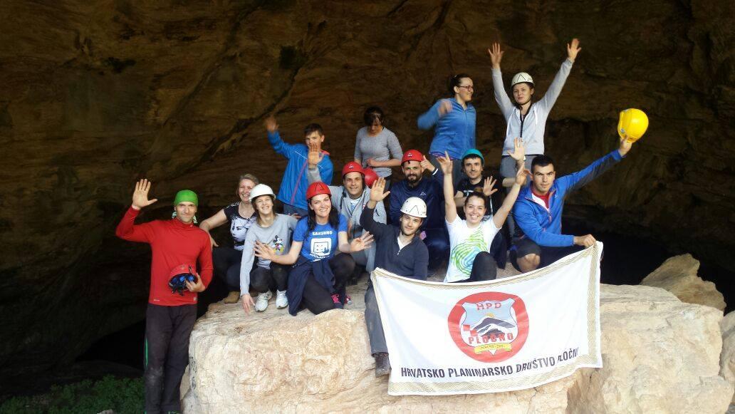Odrađen je i treći vikend opće planinarske škole koju organizira HPD Pločno Posušje