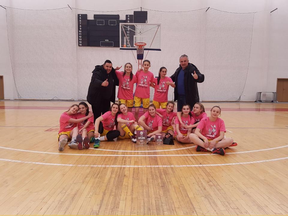 Posuške košarkašice pobjednice Uskrsnog turnira u Vitezu