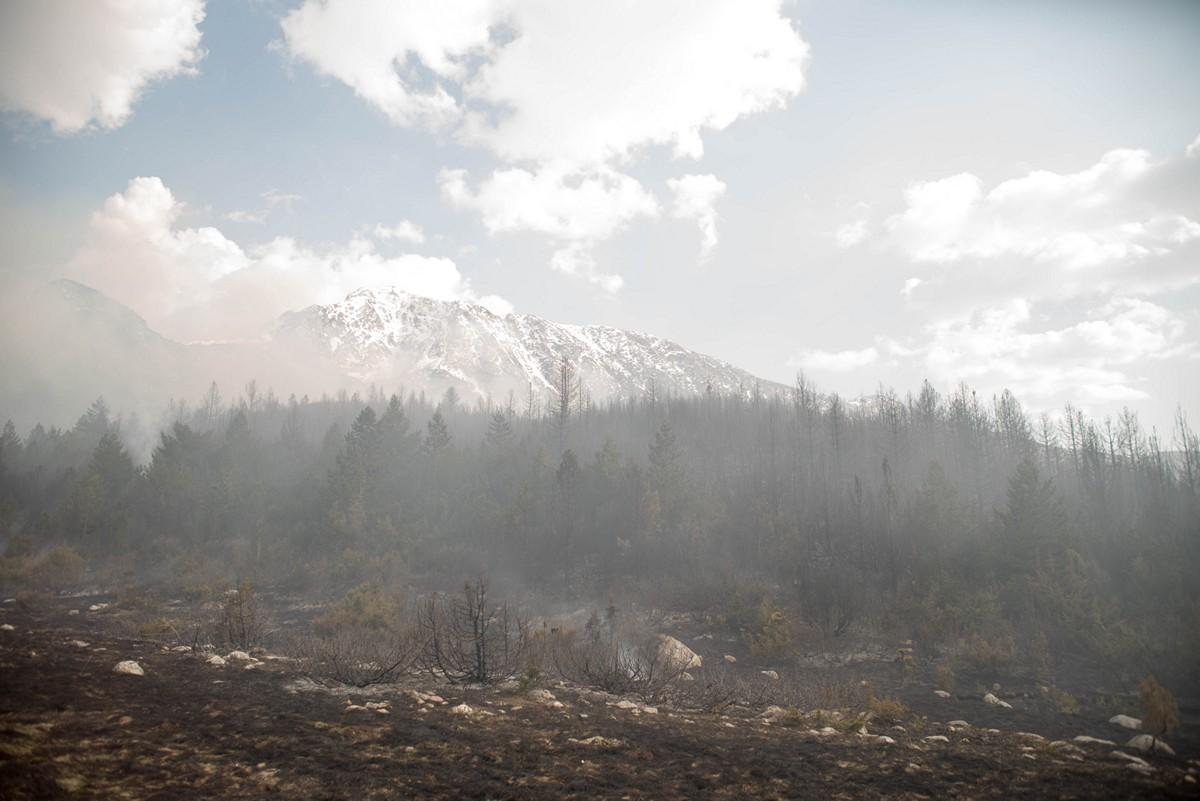 Ponovo požari na Blidinju, slijede kaznene prijave