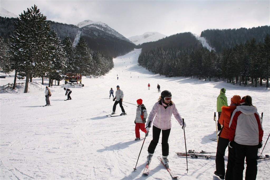Skijalište Risovac