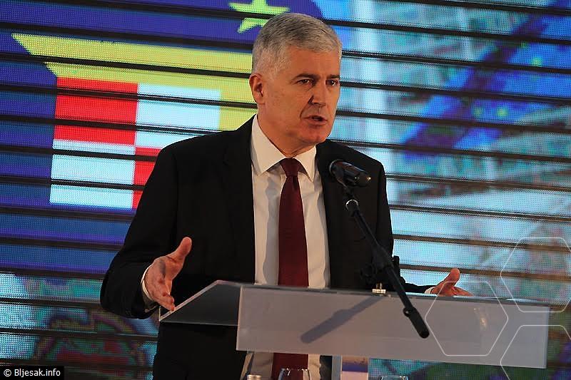 Čović: Izbori će biti održani u listopadu 2018. po novom izbornom zakonu