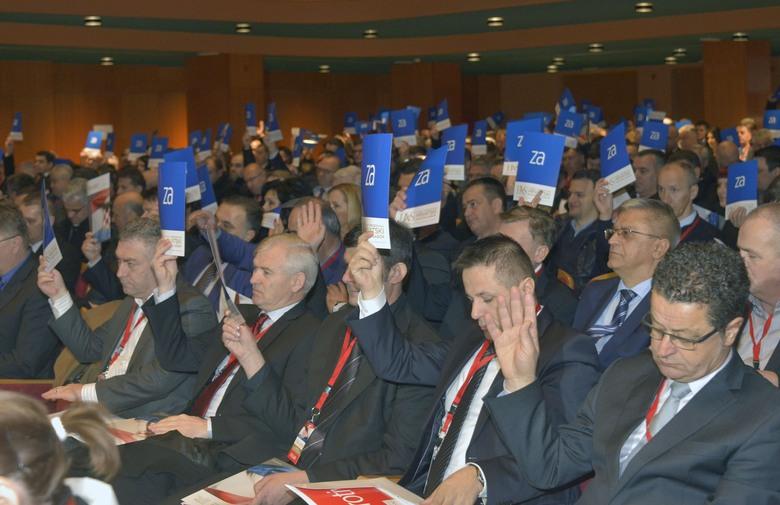 HNS šalje u Parlament prijedlog Izbornog zakona o Domu naroda i Predsjedništvu