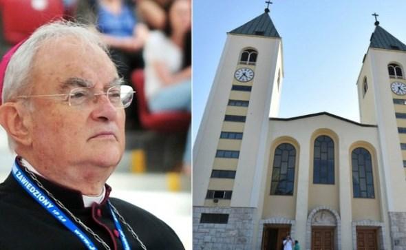 Papin izaslanik pozitivan o Međugorju: Ovo je mjesto nade, vjere i budućnosti!