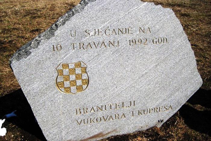 TUŽNA OBLJETNICA: Prije 25 godina pao je Kupres
