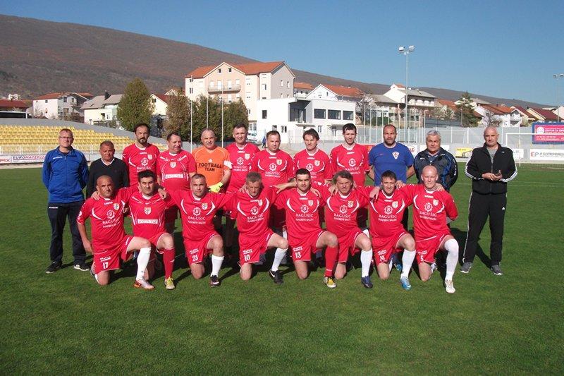Regionalna Nogometna Liga Veterana : Posušani opet na vrhu ljestvice