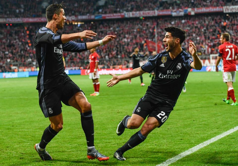 Cristiano Ronaldo u pravom trenutku prekinuo sušu, Real prekinuo veliki Bayernov niz