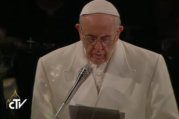 Papa: Smrti migranata, ratovi i skandali u crkvi su sramotna djela, ali Isus ih treba oprostiti