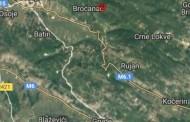 Novi potres u Hercegovini, epicentar kod Posušja