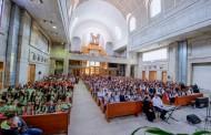 Zborovi iz župa Posušje, Rakitno i Graca sudjelovali u Mostaru na 33. Zlatnoj harfi