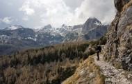 Članovi HPD-a Pločno na Kredarici – 2500 m (Slovenija)
