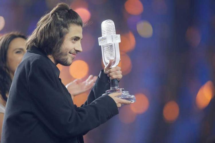 Portugal pobjednik Eurosonga 2017., Hrvatska na 13. mjestu
