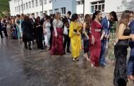 FOTO: Svečani defile maturanata generacije 2016./17. ulicama Posušja