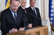 Predsjedništvo u Bruxellesu: S Junckerom i Daulom o izmjeni Izbornog zakona i stanju u BiH