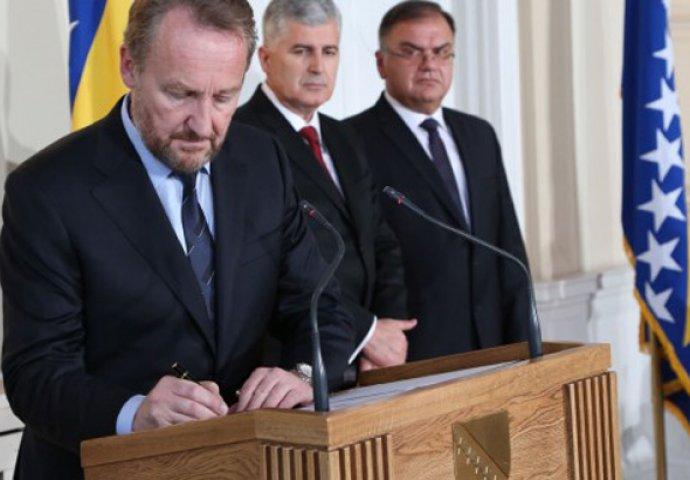 Bošnjaci žele izbjeći izbornu reformu i Hrvate 2018. potpuno izbaciti iz vlasti