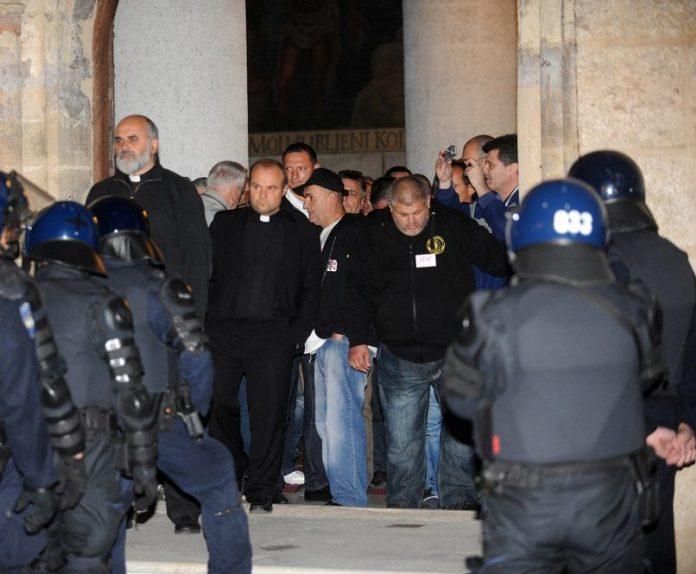 Sjećanje na dramatičnu noć 28. svibnja 2015. – Pater Ike Mandurić: 'Te noći susreo sam Zloga'