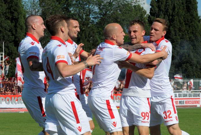 Zrinjski peti put prvak Bosne i Hercegovine: Razbili Slobodu s 3:0